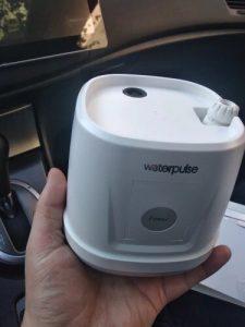 جهاز الخيط المائي فلوسر Waterpulse Flosser V700 photo review