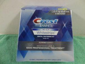 جهاز كرست لتبييض الاسنان Crest Teeth Whitening photo review