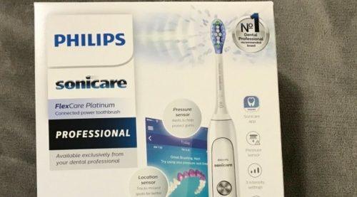 فرشاة الاسنان فيليبس سونيكير سمارت Philips Sonicare Smart HX9192 photo review