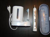 فرشاة الاسنان الكهربائيه فيليبس سونيكير Philips Sonicare HX9160 photo review