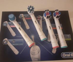 فرشاة اسنان اورال بي جينيس اي برش Oral-b ibrush 9000 photo review