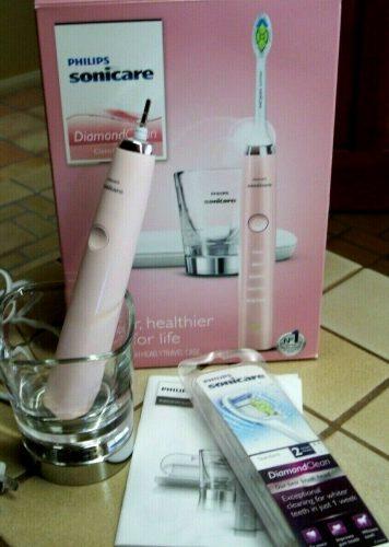 فرشاة الاسنان الكهربائيه فيليبس سونيكير Philips Sonicare HX6761 photo review